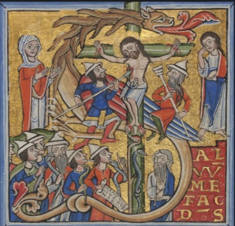 Peter Lombard's 1166 CE Commentary on the Psalms